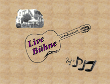 Tablet Preview of live-buehne.de